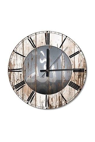 50 Cm Diameter Arabic Allah Written Wooden Wall Clock Specialty Clock Home Decoration Gift Wall Clock Classy Stylish Clock