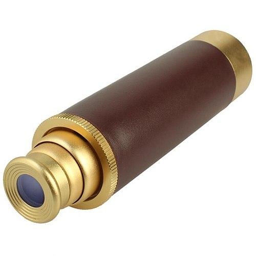High Power 25X30 Pirate Monocular Professional Vision Monocular Telescope Astronomical Eyepiece Spyglass