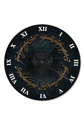 30 Cm Diameter Wooden Wall Clock Specialty Clock Home Decoration Gift Wall Clock Classy Stylish Clock