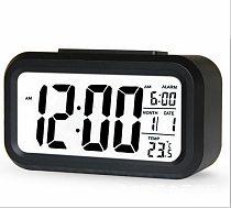 Hot sale LED Digital Alarm Clock Backlight Snooze Mute Calendar Desktop Electronic Bcaklight Table clocks Desktop clock