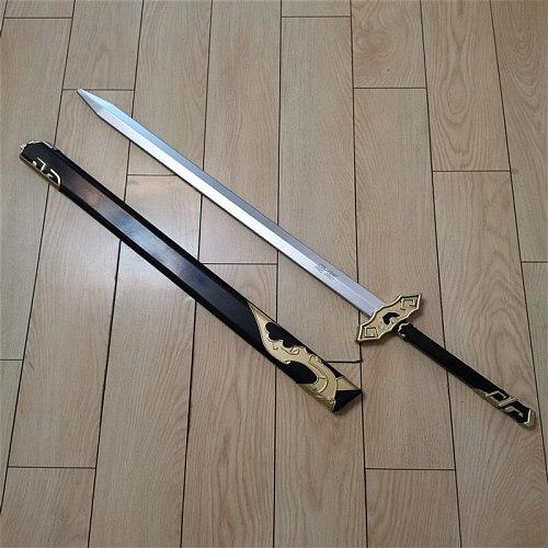Cosplay Chinese Anime The Grandmaster of Demonic Cultivation Wei Wuxian Random Sword  Prop  PU Weapon Mo Dao Zu Shi Prop 100cm