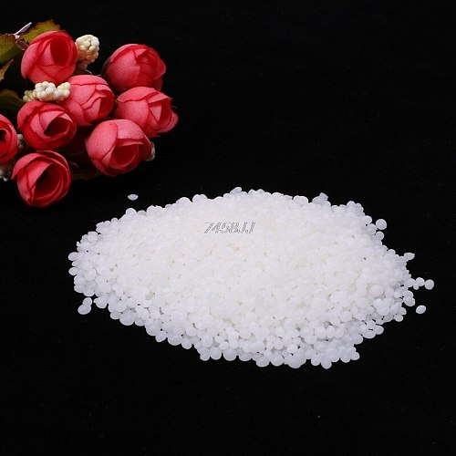 100g White Crystal Soil Plastimake Shape Shifter Thing Polymorph Instamorph Moldable Plastic Thermoplastic for Molding DropShip