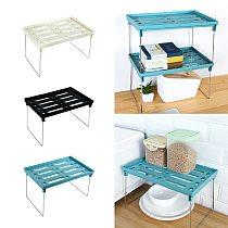 Plastic Storage Shelf Shoe Rack Cabinet Holders Kitchen Closet Organizer Easy To Install DIY Home Furniture Space Saving