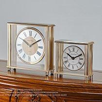 New Luxury European Retro Table Clock Home Decoration Living Room Office Desktop Desk Clock Vintage Metal Silent Table Watch