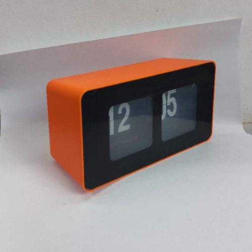 Auto Flip Clock, Classic Retro Vintage Clock, Digital Wall Hang/Desktop Clock File Down Page Clock for Home Bedroom Study