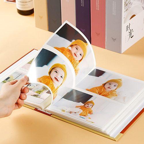 Pockets Photo Portable Photo Album Instant Picture Case Instax Album Fotografia  32X19CM