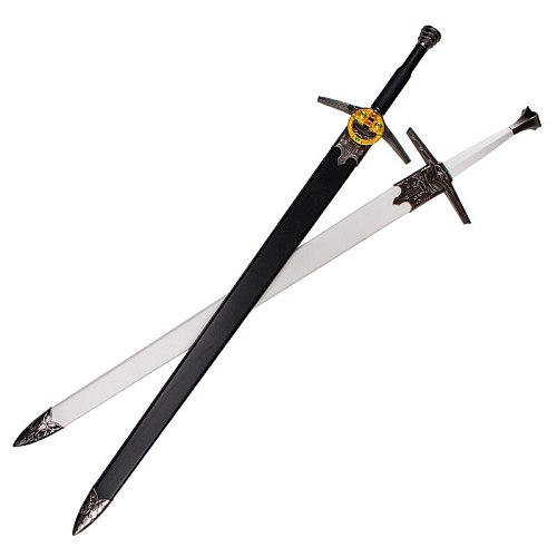 American TV Series The Wizard Sword 121cm 2kg 1:1 Game Props and Equipment Not Sharp