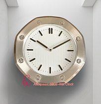Luxury Design AP Wall Watches Clock Metal Art Large Metal Cheap Rolexes Wall Clock