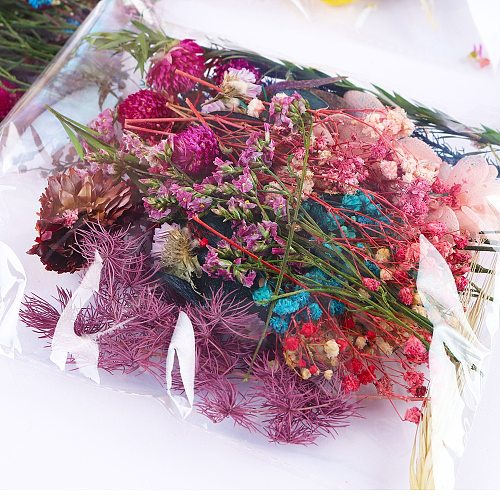 1 Bag Real Dried Flower Dry Plants for Aromatherapy Candle Epoxy Resin Pendant Necklace Jewelry Making Craft DIY Accessories
