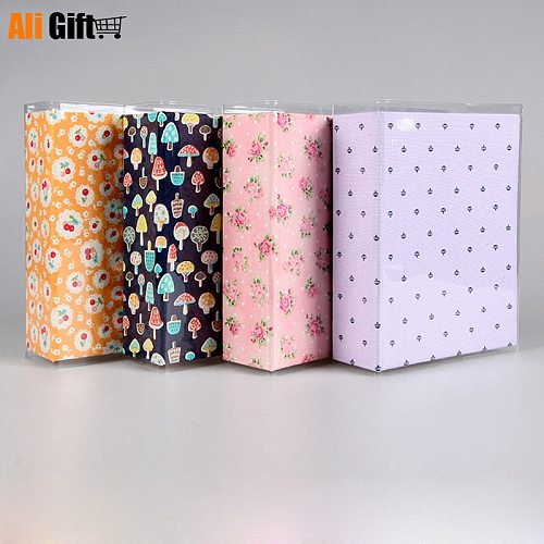6 Inch Photo Album Cartoon Cute Picture Storage Frame 100 Sheets Insert Page Album Children Lovers Wedding Memory DIY Book Gifts