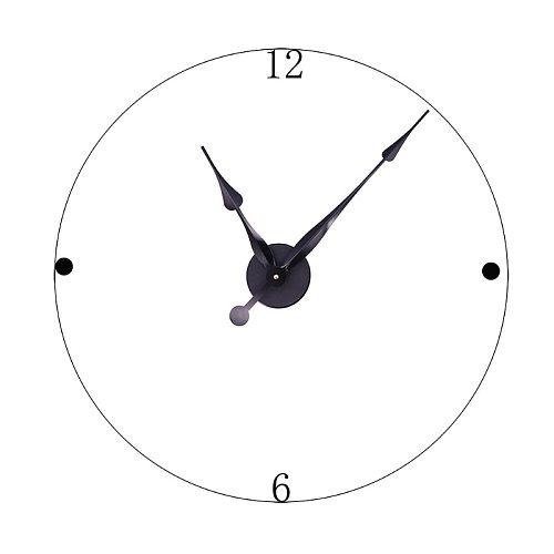 Silent Quartz Clock Movement Long and Short Shaft Clock Mechanism with Wall Clock Replacement DIY Repair Parts