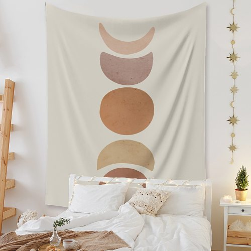 Art Bohemian Wall Hanging Bohemian Printed Microfiber Fabric Home Decoration Bedspreadx  Wall Tapestry