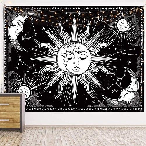 Tarot Card Tapestry Wall Hanging Astrology Divination Bedspread Beach Matwitchcraft Mandalay hippie mandalas brujeria