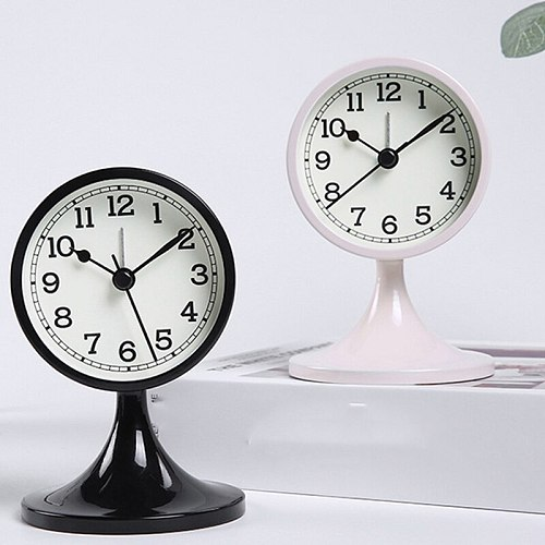 Alarm Clock for Children Multifunctional Fashion Simple Bedroom Digital Clock Bedside Mute Alarm Clock