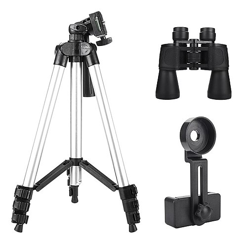Compact Hunting Binoculars 16mm Large Eyepiece Decorative Telescopes For Bird Watching Outdoor Sports Concerts With BAK4 Lens