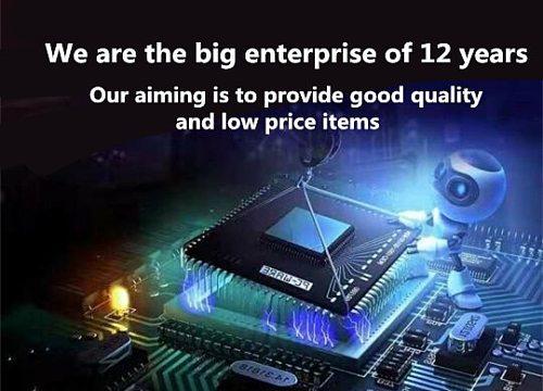 10pcs 100% new and orginal rectangular 32.768M 32.768MHZ OSC active in-line crystal DIP-4 full size clock oscillator