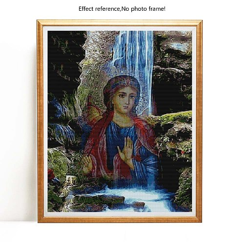 Evershine Diamond Painting Full Square Religion Diamond Embroidery Cross Stitch Kit Portrait Art Diamond Mosaic Religious Icon