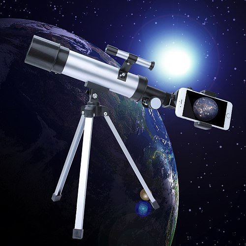 Decorative Telescopes High Quality Astronomical Telescope With A Finder Mirror For Stargazing Monoculars