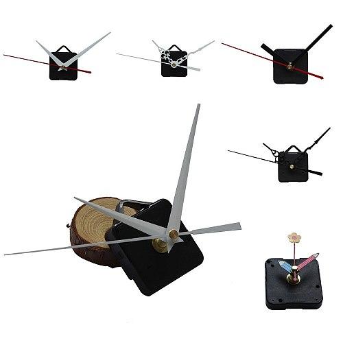 1pc New DIY Quartz Clock Movement Mechanism Hands Wall Clock Repair Tools Parts Silent Kit Replacement Essential Accessories