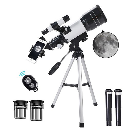 20mm Refractor Mount Telescope With Tripod Finder Scope For Astronomy Beginners Decorative Telephoto Zoom Monocular Telescopes