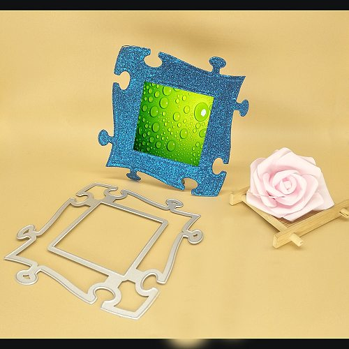 Cut metal molded decorative frames, commemorative albums, photo albums, relief gift albums, card making, craft decoration.