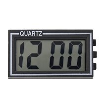 NEW Digital LCD Table Car Dashboard Desk Date Time Calendar Small Clock new arrival