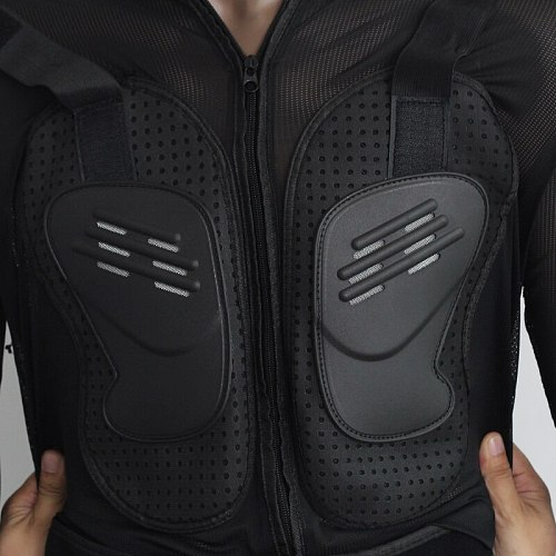 PRO-BIKER Motorcycle armor JACKETS Motorcyclist Body Protector protective moto racing protection back protection VEST