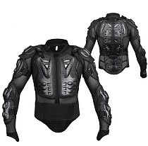 Motorcycle Jacket Full Body Armor Motorcycle Chest Racing Armor Motocross Racing Protective Jacket Gear Moto Protection S-3XL