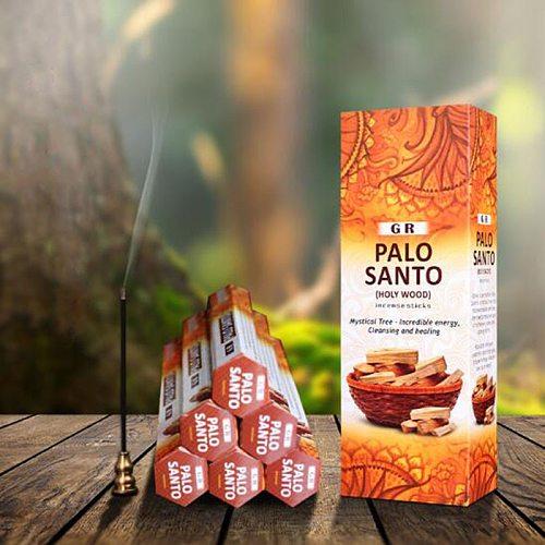 Big Box Sandalwood Incense Aromatic Indoor Fragrance Home Living Room Decor India Incense Palo Santo Aroma Stick