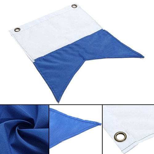 Polyester Large Dive Boat Flag Underwater Scuba Diving Diver Sign Banner With Grommets Swimming & Diving Accessories Lightweight