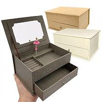 Music Box Paper Jewelry Box Cosmetic Box Gift Packaging Box Birthday Gift Christmas Gift Souvenir Handicraft Treasure Box