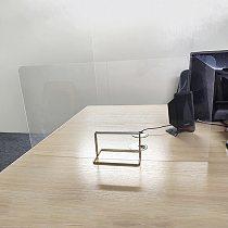 Desk Privacy DividerTransparent  Office Divider Partition  Desktop Desk Separator Panel For Offices School Partition Board