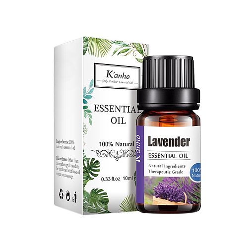 100% Pure Natural Aromatherapy Essential Oil Relieve Stress for Humidifier Fragrance Lamp Air Freshening Aromatherapy Body Oil