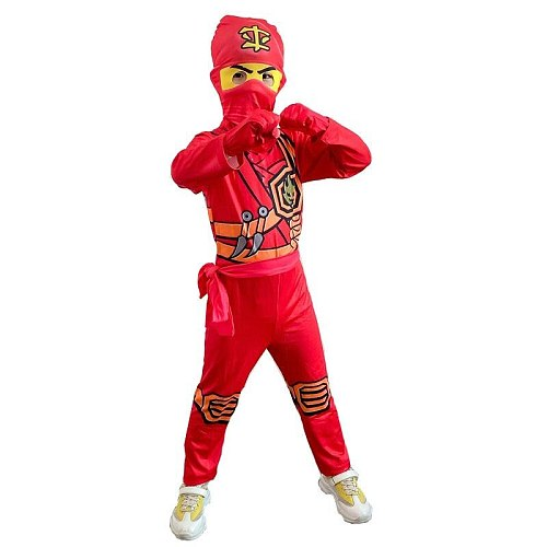 Movie Cartoon Ninja Cosplay Costume Tortoise Armor Weapon Toy Action Character Leo Laf Mikey DonFigure Cosplay Props Child Gift