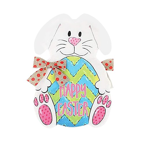 Garden Decoration Easter Banner Flag Happy Easter Holiday Decoration Banner Home Decoration Outdoor House Flag Accessories