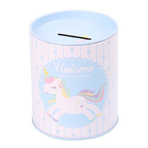 1Pc Adorable High Quality Creative Piggy Bank Unicorn Money Box for Desktop Gift Children