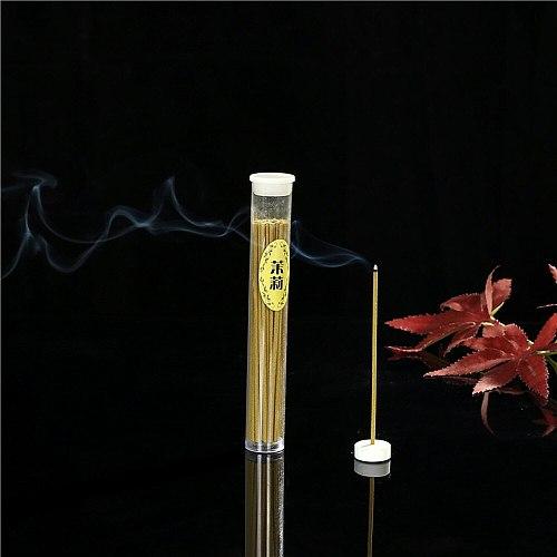 10PCS New 50 Sticks Incense Burner Fragrance Spices Natural Aroma Sandalwood Air Freshener