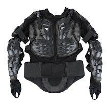 S-XXXL Motorcycle Jackets Armor Racing Body Protector Jacket Motocross Motorbike Full Body Armor Chest Gear Protective Jacket