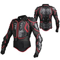 Sports Motorcycle Armor Motorcycle Body Armor Protection Jacket Motorcross Racing Full Body Armor Spine Chest Protective Gear