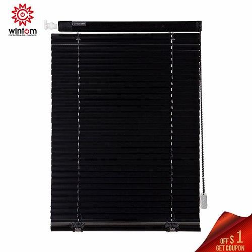 Customized Size 25MM Venetian Blinds White Black Blue Waterproof Thicken Aluminum Roller Blinds Window Roller Shutter