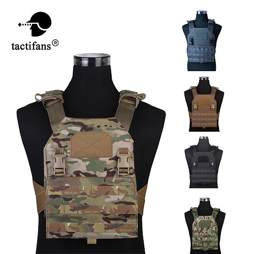 Hunting APC Tactical Vest Body Armor Emerson Back Panel Tactical Airsoft Paintball Military Combat Gear