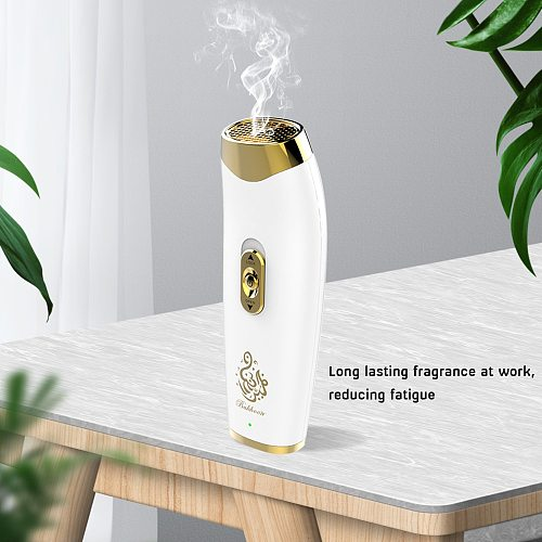 Bakhoor Handheld Electronic Arabian Aroma Diffuser Aroma Diffuser Incense Burner Portable Diffuser Incense Stove Bakhoor Burner