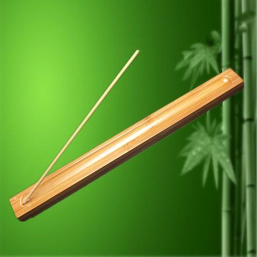 1Pc Wood Incense Burner Holder Wooden Ash Catcher for Sticks Natural Plain Wooden Incense Burner Stick Home Decoration