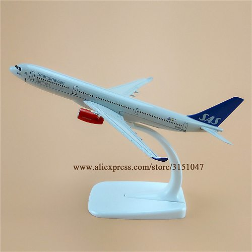 16cm Airplane Model Aircraft Boeing B747 B777 B787 Airbus A330 A340 A380 Airlines Diecast Plane model Alloy miniature figurines