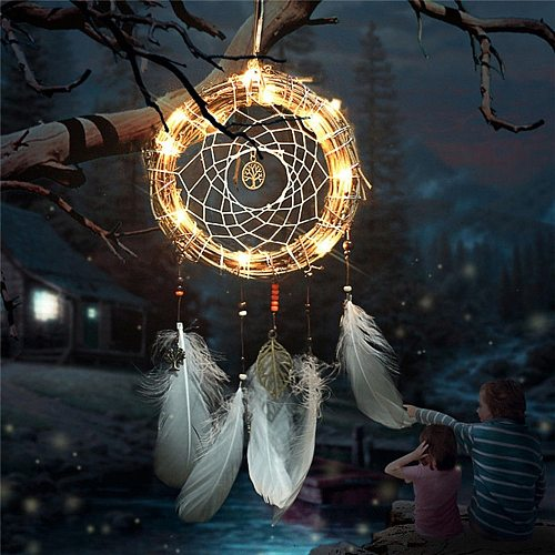 1PC Multi-size Silver Metal Dream Catcher Hoop Wind Chimes Good Welded Ring Accessories Handmade DIY Crafts Home Decor