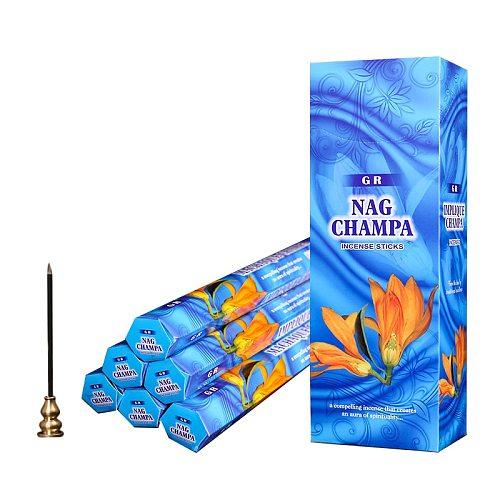 Nag Champa Stick Incense Handmade Indian Incense Sticks Living Room Scents for Home Fragrance Bulk Sale Household Gift