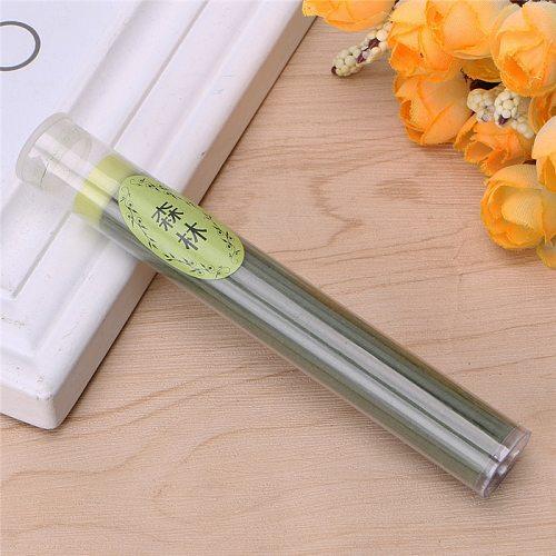 50pcs/pack Fragrance Sticks Incense Burner Fragrance Spices Natural Aroma Sandalwood Air Freshener