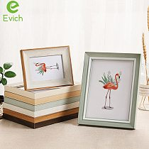 EVICH Home Creative Personality Photo Frame Hanging on The Wall Decorated European Style Photo Frame Set-up Album JK159