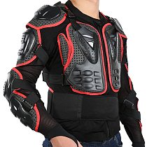 S-XXXL Motorcycle Full body armor Protection jackets Motocross racing clothing suit Moto Riding protectors turtle Jackets