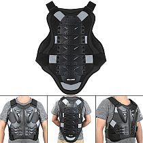 Motorcycle Jacket Vest Sleeveless Armor Spine Chest Back Protector Gear Cycling Armor Riding Armor Motorcycle Accessories